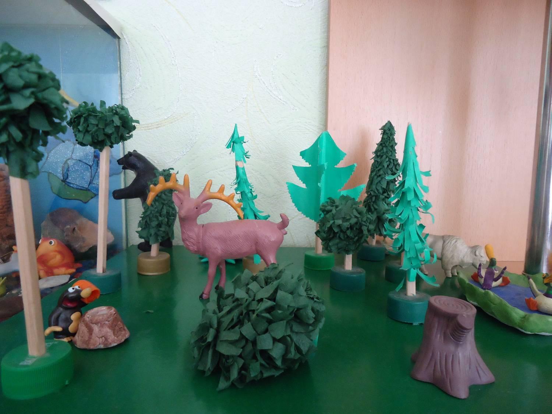 Поделки по экологии в доу 572